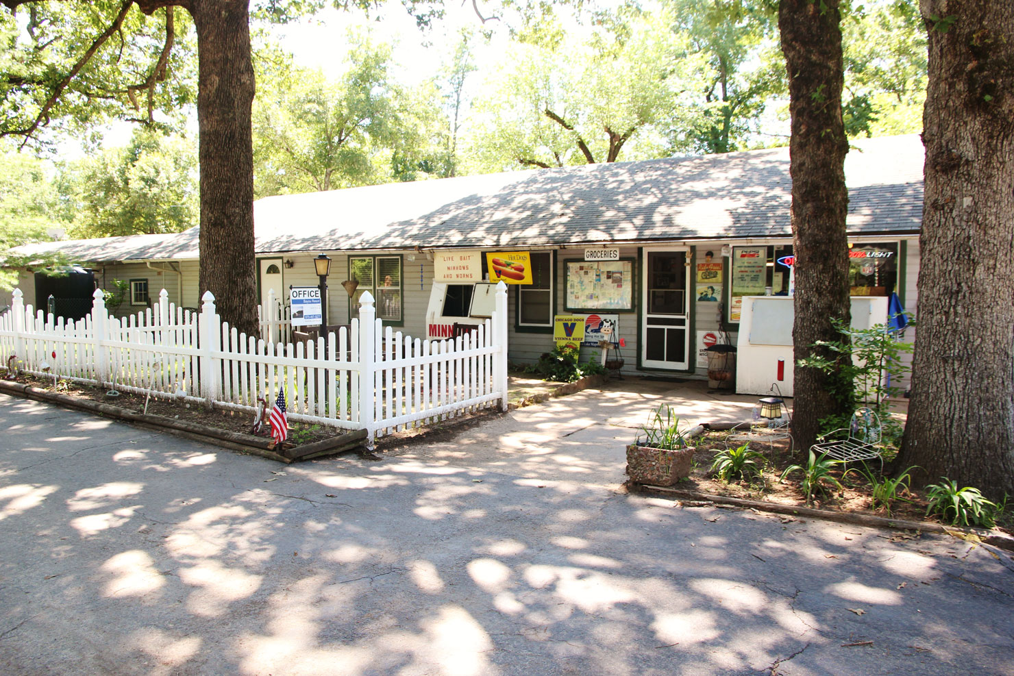 Cabin Rentals Lake Norfork | RV Park and Resort | Bayou