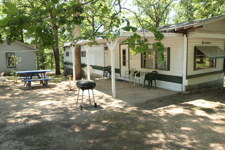 Mobile Home Rental Lake Norfork | Bayou Resort