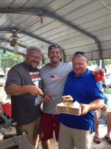 Bayou Resort Norfok Lake 4th of July BBQ