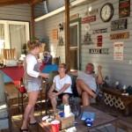 Bayou Resort Norfok Lake 4th of July Fun